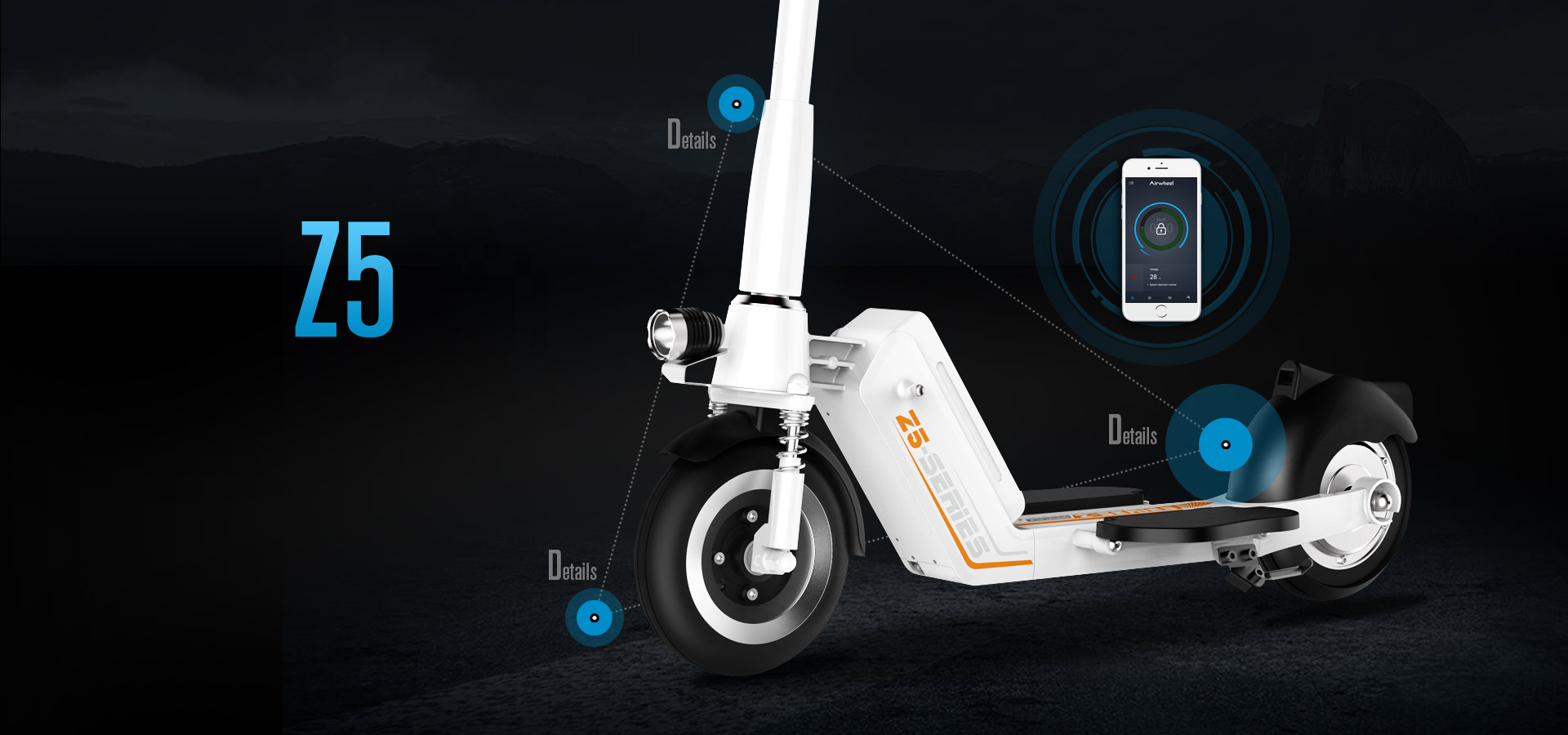 airwheel-Z5