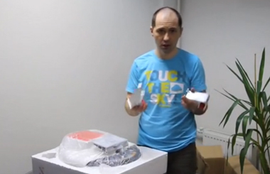 Unboxing Airwheel X6 拆箱全过程分享!